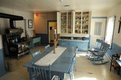 魁北克,圣徒最初的乳酪牛奶店Perron 库存照片