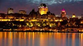 魁北克 免版税图库摄影