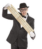 魔术师商人 库存图片