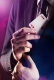 魔术师 免版税库存图片