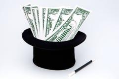 魔术的商业 免版税图库摄影