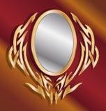魔术镜子 免版税图库摄影