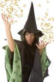 魔术货币 库存图片