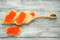 鱼子酱 免版税库存图片