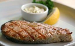 鱼排 免版税库存照片