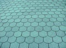 鱼模式屋顶缩放比例 库存照片