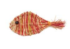 鱼玩具麦子 免版税库存照片