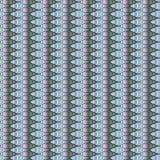 鱼的无缝的样式 免版税图库摄影