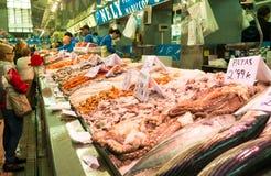 鱼立场1 免版税图库摄影