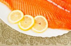 鱼红色 库存图片