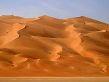 鲁卜哈利沙漠22 免版税库存照片