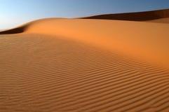 鲁卜哈利沙漠32 免版税库存图片