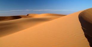 鲁卜哈利沙漠33 库存图片