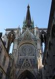 鲁昂大教堂在诺曼底,法国 库存图片