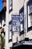 鲁珀特王子港旅馆,舒兹伯利 库存照片