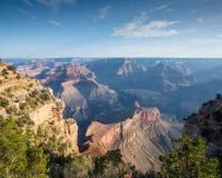 鲍威尔点,大峡谷,亚利桑那 免版税库存照片
