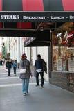 鲍威尔街道,旧金山,美国 库存图片