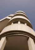 鲍豪斯建筑学派大厦 免版税库存照片
