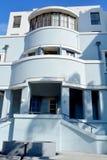 鲍豪斯建筑学派或国际样式 免版税库存照片