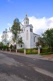 鲍里斯和Gleb教会 Novogrudok,白俄罗斯 免版税库存图片