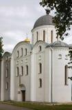鲍里斯和Gleb, Chernihiv,乌克兰大教堂  库存照片