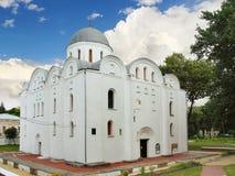 鲍里斯大教堂和能言善道 库存照片
