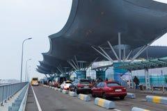 鲍里斯波尔国际机场 免版税图库摄影