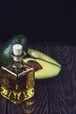 鲕梨的油 库存图片
