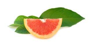 鲜红色的葡萄柚 免版税库存照片