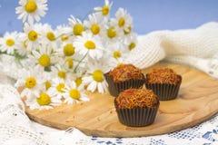 鲜美东方甜点-糖果用番红花 免版税图库摄影