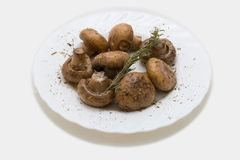 鲜美和健康食物 图库摄影
