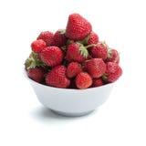 鲜美和甜草莓 免版税库存图片