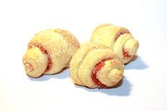 鲜美曲奇饼 免版税库存照片