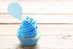 鲜美杯形蛋糕 免版税库存照片