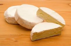 鲜美的干酪 免版税库存图片