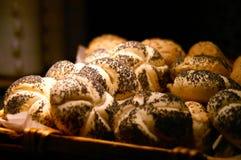鲜美的面包店 免版税库存图片