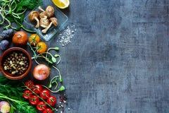 鲜美菜背景 图库摄影
