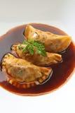 鲜美食品粤式点心 免版税库存照片