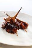 鲜美食品becada 图库摄影