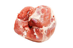 鲜肉螺母 免版税库存照片