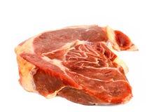 鲜肉 免版税库存照片