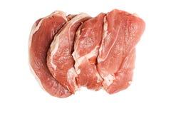 鲜肉 免版税图库摄影