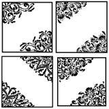 鲜花背景 向量例证