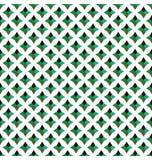 鲜绿色几何无缝的样式 另外的背景企业格式 库存图片
