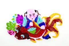 鲤鱼子项 免版税库存图片