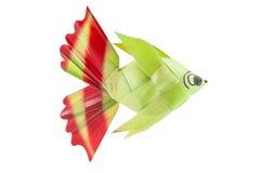 鲤鱼装饰品 免版税库存照片