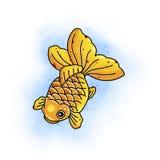 鲤鱼koi鱼 检查设计图象我的投资组合相似的纹身花刺 免版税库存照片