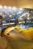 鲸鱼博物馆Museu da Baleia, Canical,马德拉岛 库存图片