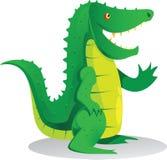 鳄鱼身分 皇族释放例证