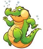 鳄鱼 向量例证